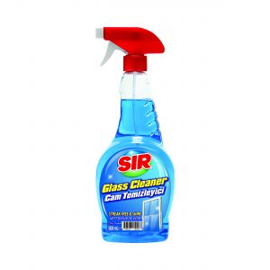 Glass Cleaner - SIR Detergent