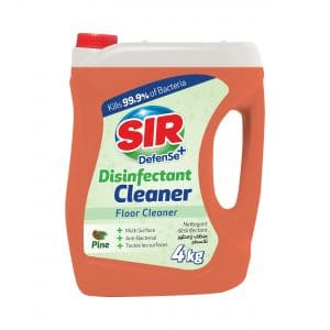 SIR Disinfectant Cleaner – Floor Cleaner - SIR Detergent